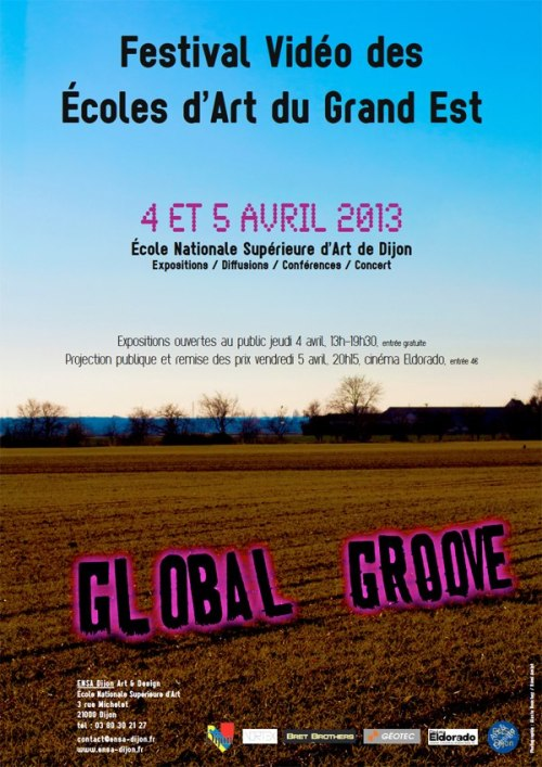 GlobalGroove_Affiche
